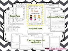 Miss Kindergarten: See How I've Grown!