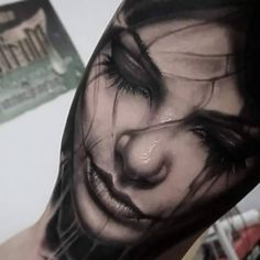 Portrait Tattoo..