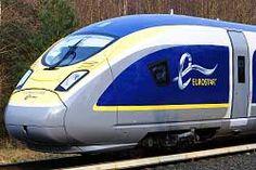 Eurostar e320 im Testring in Wegberg-Wildenrath.