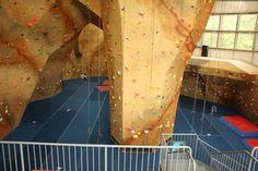 Indoor Rock Climbing in Central Massachusetts