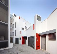 Habitações Can Cantó / Castell-Pons Arquitectes