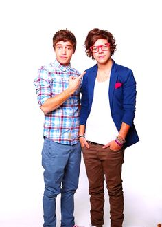 Liam and Harry.