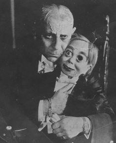 Ventriloquists & Their Creepy Dummies