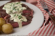 Easy Blue Cheese Sauce