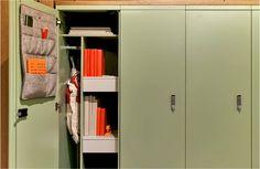 Design / Development Lab – Lockers