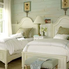 whitewashed or weather wood panel