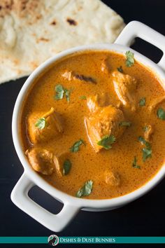 Instant Pot Indian Butter Chicken (with Slow Cooker Option) - Dishes and Dust Bunnies