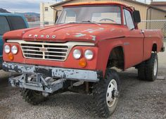 Fargo was a brand of truck manufactured by the Chrysler Corporation. In general terms, Fargo trucks were a mere rebadging of Dodge trucks models