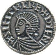 Viking coin from Dublin, c. 1050 AD