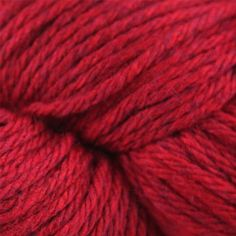 Been looking for nice chunky yarns - this mightbe a candidate: Berroco Vintage Chunky