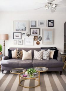 Diy small apartment decorating ideas on a budget (6)