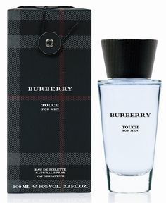 Touch by #Burberry   #Perfumes #FathersDay #June #Gift #Special