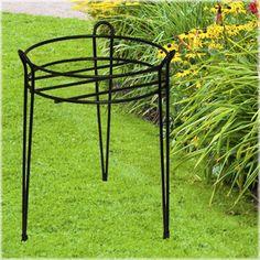 Basic Round Plant Stand
