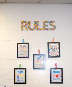 Rules Display