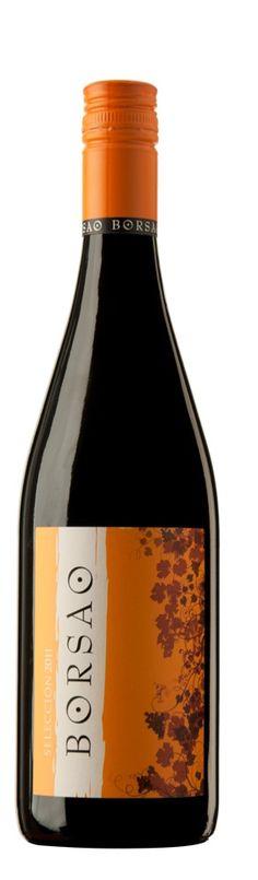 Borsao Selección 2011 $3.85  El mejor vino tinto del mundo por su relación calidad-precio, según Robert Parker.