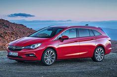 2016 Opel Astra Kombi
