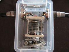 14-30 MHz Magnetic Loop Antenna [Printable]