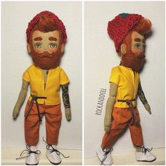 @ _rockanddoll_ - an explosion of color!! #Rockanddoll #artdoll #mustache #design #dollart #clothdoll #fashiondoll #hipster #etsygifts #portrait #портретнаякукла #портретпофото #fashiondoll #ooakdoll #куклаизткани #beard #борода #бородач #тату #татуировка #tattoo #tattoodoll