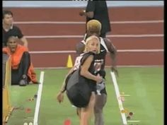 The importance of looking both ways before crossing the track.  | 25 Things Only Track And Field Runners Can Understand