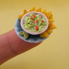 Totally Mindblowing: Miniature Food Sculpture Art