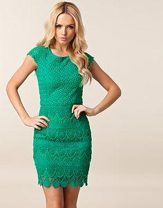 MANGO/Guipur dress