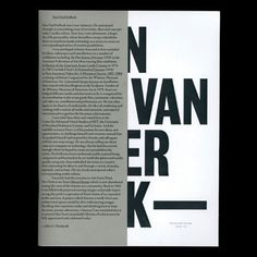 Ken Meier, graphic design