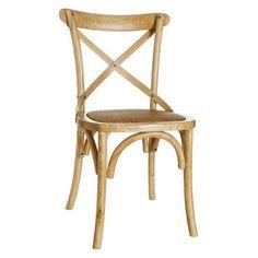 103,3€ Silla natural madera de olmo. #silla #madera #olmo #natural  Deskontalia Productos - Descuentos del 70%