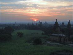 Bagan temple area in Myanmar. Spiritual Meaning, Bagan, Buddhist Temple, 12th Century, Buddhism, Mystic, Wanderlust, Spirituality, River