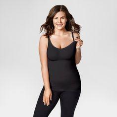 a5e7237b6d4 Designs Women s Body Silk Seamless Nursing Cami - Black S Maternity Pants