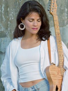 Joyce Cooling, guitarist, vocalist and songwriter, is best known for her…