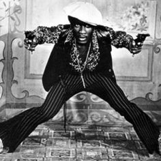 From his Harder They Come Days - The great Jimmy Cliff!