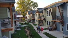 People living in cohousing communities in the U.S. and Denmark say the model fosters an interdependent environment.