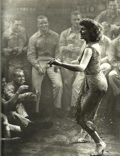 """Rita Hayworth"""" (Miss Sadie Thompson), 1953"""