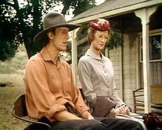 Eliza Jane and Harv Miller (Little House on the Prairie).