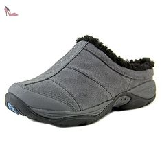Easy Spirit Eilena Femmes US 7.5 Gris étroit Mules - Chaussures easy spirit (*Partner-Link)