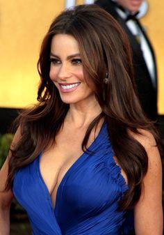 Sofia Vergara Brunette Babe http://fashion-for-brunettes.blogspot.com/