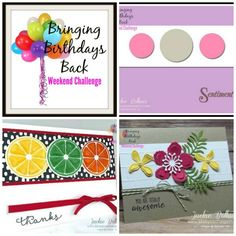 Join the fun of this weekly sketch challenge on the BRINGING BIRTHDAYS BACK FACEBOOK GROUP. Join the group for lots of birthday card inspiration!