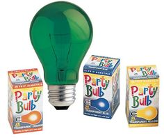 party bulbs