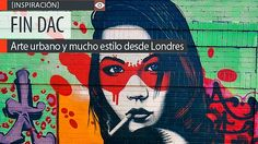 Arte urbano, muralismo y mucho estilo de FIN DAC.  Leer más: http://www.colectivobicicleta.com/2013/08/Arte-urbano-de-FIN-DAC.html#ixzz2dPd71hN9