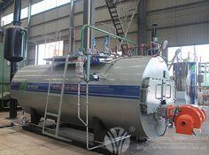 WNS natural gas oil condensing steam boiler, condensing steam boiler,natural gas steam boiler