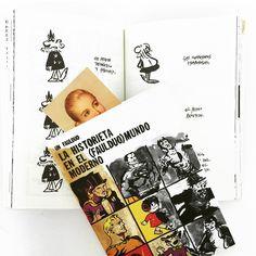 """Hace poco nos visitó el colectivo de experimentación en la historieta #UnFaulduo y nos han dejado el libro """"La historieta en el (Faulduo) mundo moderno"""", editado por Tren en Movimiento. Una versión libre en base a elementos gráficos y narrativos propios de la historieta del célebre ensayo de Oscar Masotta """"La historieta en el mundo moderno"""" (1970) Playing Cards, Base, World, Essayist, Hospitals, Train, Book, Trendy Tree, Playing Card Games"""
