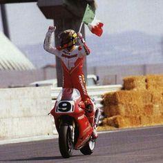 Giancarlo Falappa - Ducati 888