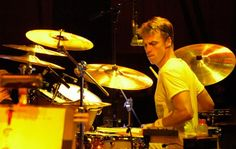 Matt Cameron; great drummer.
