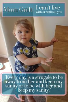 MUM GUILT: I can't live with it without you. Working mums and student parents miss their babies when they aren't with them but what happens when they drive you to distraction during the little time you do spend together? #workingmum #toddlertantrums #parenting