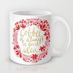 Pin for Later: 25 Mugs to Gift Your Co-Workers For $15 and Under Good Idea Coffee Mug ($15)