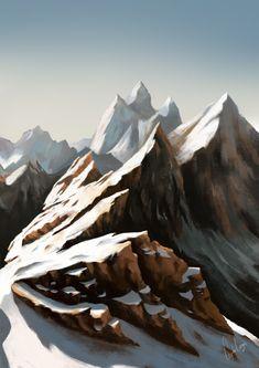 Snowy Mountains, Ceyda Cengiz on İnstgram at https://www.instagram.com/p/BghF1C_gT2R/?taken-by=ceydacngizz