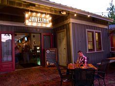 Javelina Entrance, Rainey Street - Austin, Texas