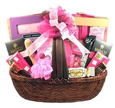 Congratulations on Your Pregnancy! Spa and Chocolate Gift Basket for Expectant Mothers -- Check out this great product.