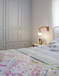 קרן שביט המשך, חדר שינה שמיכה גובה