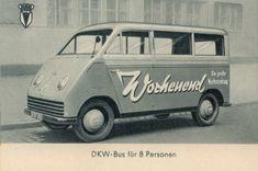DKW-Bus für 8 Personen
